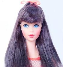 Spectacular Black Cherry Twist 'N Turn Barbie Doll Mint