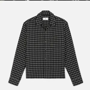 alexandre mattiussi Checked Shirt(large)