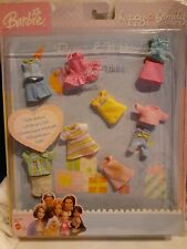 2003 Mattel Ryan & Nikki Toddler Fashion Happy Family Barbie 1st Birthday C6009