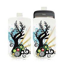 Housse coque étui pochette pour HTC One S avec motif HF03