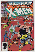 Uncanny X-Men #225 (Jan 1988, Marvel) [The Fall of the Mutants] Freedom Force X