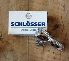 "Schlösser Eckventil m. Schubrosette 1/2"" selbstdichtend 7100"