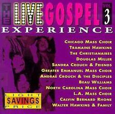 Live Gospel Experience, Rhone, M: Live Gospel Experience Vol 3 Live Audio Casset