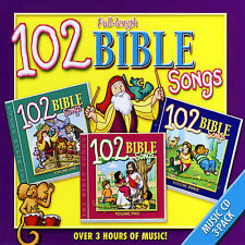 102 Bible Songs by Twin Sisters (CD, 3 Discs, Twin Sisters)