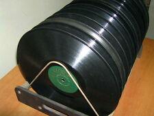 10 Schellackplatten nur MARSCH- UND MILITÄRMUSIK alt! GRAMMOPHON-Platten TOP!!!!