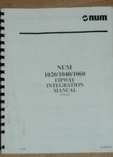 Num 1020 / 1040 / 1060 Fipway Integration Manual 1997 _ 010938972