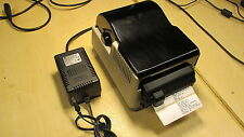 Axiohm Barcode Blaster CL Direct Thermal Barcode Label Printer POS  Cutter & PSU