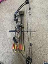 Reflex compound bow Package