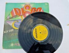 Old Vintage Hungaroton Disco Party Record 331/3 RPM EMI India With Cover