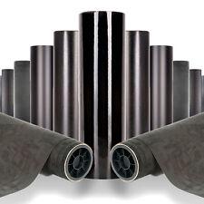 BLACK WRAP VINYLS 3D 4D Carbon Fibre, Gloss, Matte, Mirror, Metallic Chrome