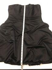 David's Bridal Size 14 Black Dress Formal , Home Coming ,  Prom ,  WOMENS