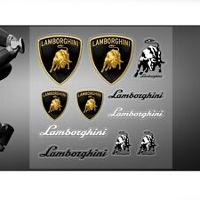 High quality car sticker window decals vinyl stickers for Lamborghini