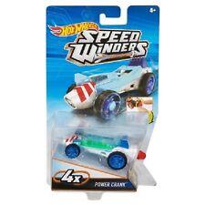 Hot Wheels de Mattel-Devanaderas de velocidad-potencia manivela-totalmente Nuevo