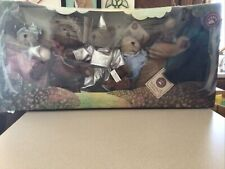 6 Pc Wizard Of Oz Boyd'S Bear Collection. Excellent Condition.