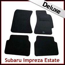 SUBARU IMPREZA Estate 2005 2006 2007...2012 Tailored LUXURY 1300g Car Mats GREY