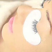 10-100 Pairs Lint Free Under Eye Gel Patch Pad for Lashes Eyelash Extension Tape