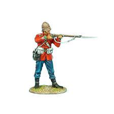 First Legion Zulú Guerra zul014 británico 24 Pies Permanente De Fuego # 3 Metal Pintado