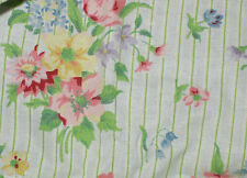 Longaberger Small Mixed Bouquet Large Scalloped Pocket Basket Fabric Liner Nib