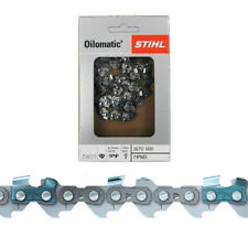 "STIHL MS181 14/"" FULL CHISEL CHAINSAW CHAIN 50 DRIVE LINKS 1.3MM 36160000050"