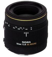 SIGMA EX 50 mm f/2.8 DG Obiettivo per Canon