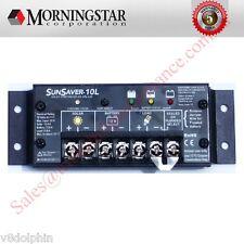 MORNINGSTAR SS-20L-12VG3 SUNSAVER REG 12V 20AMP IN 20A LOAD LVD GEN 3