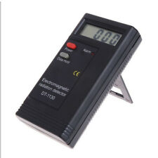 Electromagnetic Radiation Detector LCD Digital EMF Meter Dosimeter Tester DT1 MW