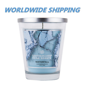 Chesapeake Bay Waterfall Scent Home Candle 11.5 Oz WORLDWIDE SHIPPING