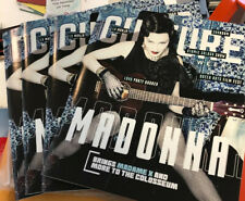 MADONNA Las Vegas Weekly INSERT NOT COVER 2019 MADAME X BRAND NEW
