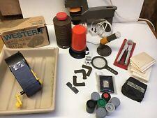 35mm photographic darkroom equipment