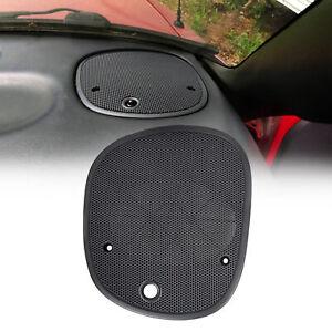 FOR 98 - 05 Chevrolet S10 Blazer RH Passenger Black Dash Speaker GRILLE Cover