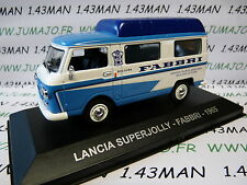 PIT4D 1/43 IXO Altaya Véhicules d'époque ITALIE LANCIA Super Jolly FABBRI 1965