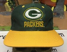Green Bay Packers Vintage SnapBack Hat cap Logo 7 Competitor