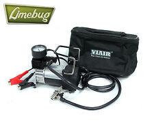 VIAIR 90P Portátil Compresor De Aire Kit 120 PSI de liberación rápida conector de válvula del neumático