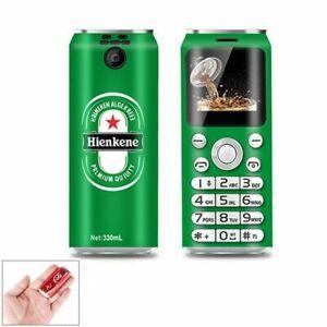 Unlocked Cute Pocket Mini Mobile Phone dialer Call recording small MP3