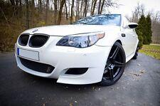 BMW E60 E61 5 Serie Berlina Touring M5 M Nero Rene SPORT front-grill 03-10