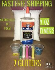 Make Your Own ELMERS CLEAR GLUE Slime Kit