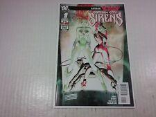 Gotham City Sirens #1, First Print, VF