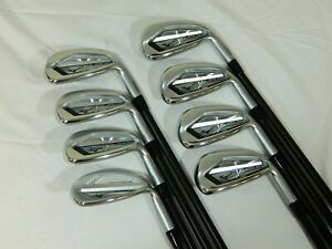 Mizuno JPX 921 Hot Metal 4-GW Pro iron set Project X Blackout 5.5 irons 4-PW+GW