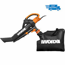 Worx WG505E 3000W Blower/ Mulcher and Vacuum with 7 Speed Settings