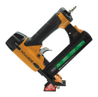 Bostitch  Pneumatic  18 Ga. Flooring Stapler  Kit