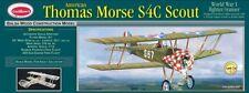 Guillows 1/12 Thomas Morse Scout balsa flying model #201