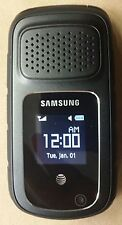 Samsung Rugby 4 780A Cell Phone 3G GSM AT&T Rugged  WIFI Unlocked Great 9