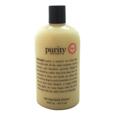 Purity Made Simple One Step Facial Cleanser by Philosophy - 16 oz Cleanser