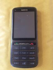 Nokia C3-01 - Warm grey (Unlocked) Mobile Phone
