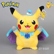 New Pikachu Golbat Ver. Plush Mascot Doll Halloween Parade 10''