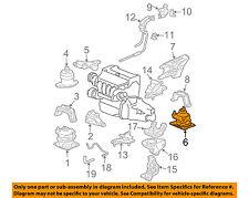 HONDA OEM-Engine Motor Mount Torque Strut 50810SDAA02