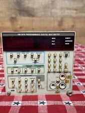 Tektronix Dm 5010 Programmable Digital Multimeter