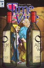 Time & Vine #3 Cover A Comic Book 2017 - IDW
