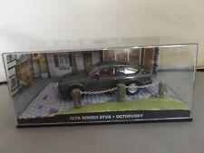 JAMES BOND CAR COLLECTION MODEL #73 - ALFA ROMEO GTV6 - OCTOPUSSY