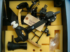 C. Plath Micrometer Sextant from 1968 in unused condition